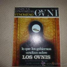 Libros de segunda mano: CONTACTOS EXTRATERRESTRES FENOMENO OVNI Nº 2. Lote 34708820