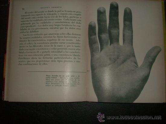 Libros de segunda mano: CONOZCA AL HOMBRE POR SUS MANOS, por Regina Orrego - Bell - Argentina - 1966 - RARO! - Foto 5 - 36136350