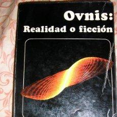 Libros de segunda mano: OVNIS: REALIDAD O FICCION, POR HENRY DURRANT - DAIMON - ESPAÑA - 1972. Lote 37490979