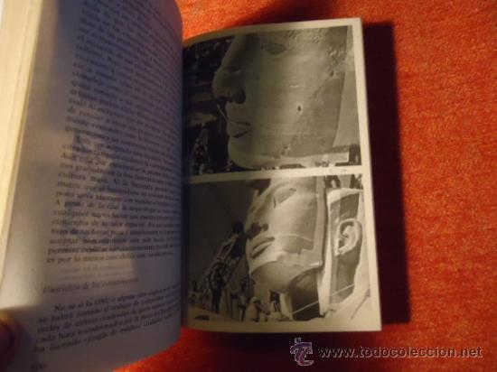 Libros de segunda mano: VON DÄNIKEN : EL MENSAJE DE LOS DIOSES (MARTINEZ ROCA, 1978) 255 PAG. - Foto 3 - 37609759