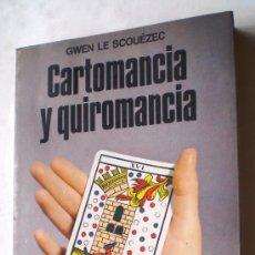 Libros de segunda mano: GWEN LE SCOUÉZEC: CARTOMANCIA Y QUIROMANCIA.. Lote 38678108