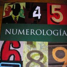 Libros de segunda mano: NUMEROLOGIA, POR WILLIAM FIELD - PARRAGÓN - 2009 - NUEVO!! RARO!!. Lote 38933142