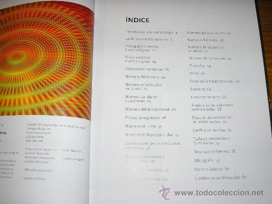 Libros de segunda mano: NUMEROLOGIA, por William Field - Parragón - 2009 - NUEVO!! RARO!! - Foto 3 - 38933142
