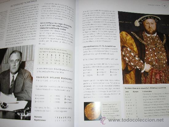 Libros de segunda mano: NUMEROLOGIA, por William Field - Parragón - 2009 - NUEVO!! RARO!! - Foto 6 - 38933142