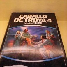 Libros de segunda mano: CABALLO DE TROYA 4 J.J BENITEZ. Lote 39137629