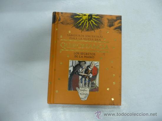 QUIROMANCIA, LOS SECRETOS DE LA MANO - OLGA LEMPIINSKA. TDK103 (Libros de Segunda Mano - Parapsicología y Esoterismo - Numerología y Quiromancia)