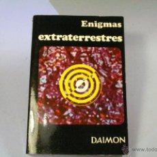 Libros de segunda mano: ENIGMAS EXTRATERRESTRES (1972). FRANÇOIS BIRAUD-J.C.RIBES. TAPA BLANDA. 328 PAG. . Lote 39445844