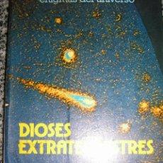 Libros de segunda mano: DIOSES EXTRATERRESTRES, POR JEAN SENDY - DAIMON - ESPAÑA - 1976. Lote 39681874