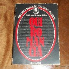 Libros de segunda mano - QUIROMANCIA - 39926509