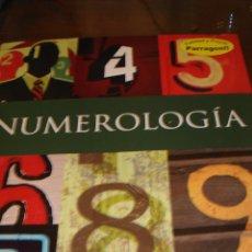 Libros de segunda mano: NUMEROLOGIA - IMPRESO EN CHINA - MUY RARO. Lote 40867228