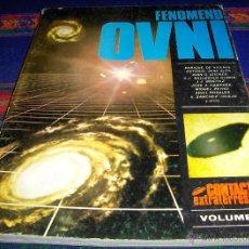 Libros de segunda mano: FENÓMENO OVNI Nº 2. CONTACTOS EXTRATERRESTRES. INAPP 1979. 250 PGNS MUY ILUSTRADAS. DIFÍCIL!!!!!!!!!. Lote 41242889