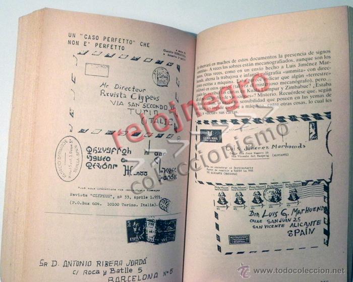Libros de segunda mano: UMMO LA INCREÍBLE VERDAD - ANTONIO RIBERA UMMITAS EXTRATERRESTRES UFOLOGÍA OVNIS MISTERIO OVNI LIBRO - Foto 7 - 42030019