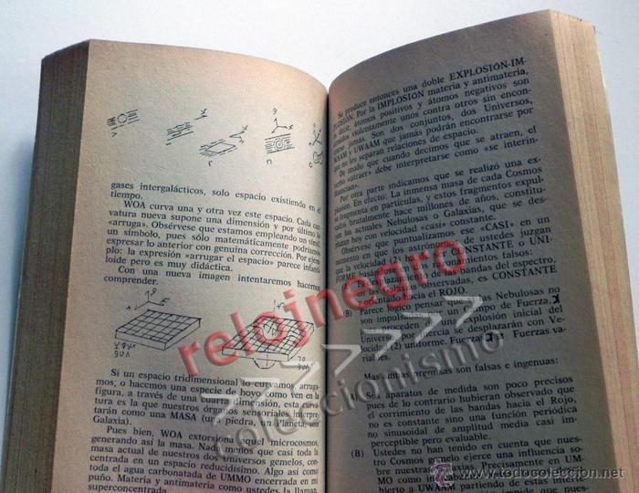 Libros de segunda mano: UMMO LA INCREÍBLE VERDAD - ANTONIO RIBERA UMMITAS EXTRATERRESTRES UFOLOGÍA OVNIS MISTERIO OVNI LIBRO - Foto 8 - 42030019