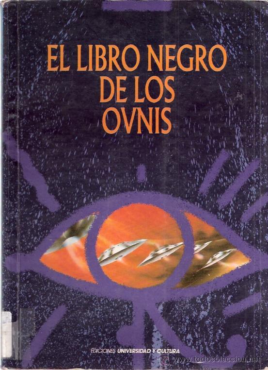 el libro negro de los ovnis / ediciones univers - Comprar Libros de ...