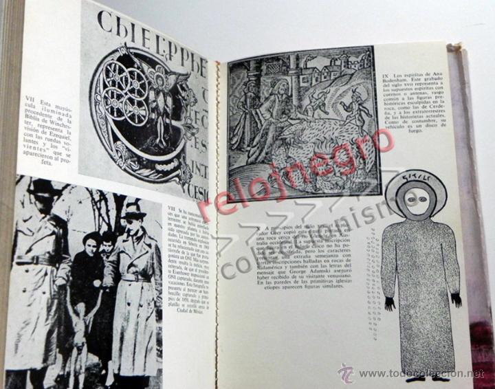 Libros de segunda mano: LOS PLATILLOS VOLANTES Y LOS DIOSES - JOHN MICHELL - UFOLOGÍA OVNIS MISTERIO OVNI SANTO GRIAL LIBRO - Foto 4 - 44252751