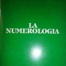 Libros de segunda mano: EL SECRETO DE LA NUMEROLOGIA QUINIELA LOTO LOTERIA 1986. Lote 47977408