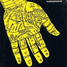Libros de segunda mano: QUIROMANCIA - KARMADHARAYA. Lote 48622022