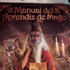 Libros de segunda mano: MANUAL DEL APRENDIZ DE MAGO / HORACIO MORENO / 2ª EDICIÓN / 2002. Lote 49987119