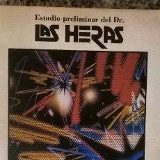 Libros de segunda mano: NOSTRADAMUS (ESTUDIO PRELIMINAR DEL DR. LAS HERAS) PROFECÍAS EXPLICADAS/ COMENTARIOS RENEE SINCLAIR. Lote 50225014