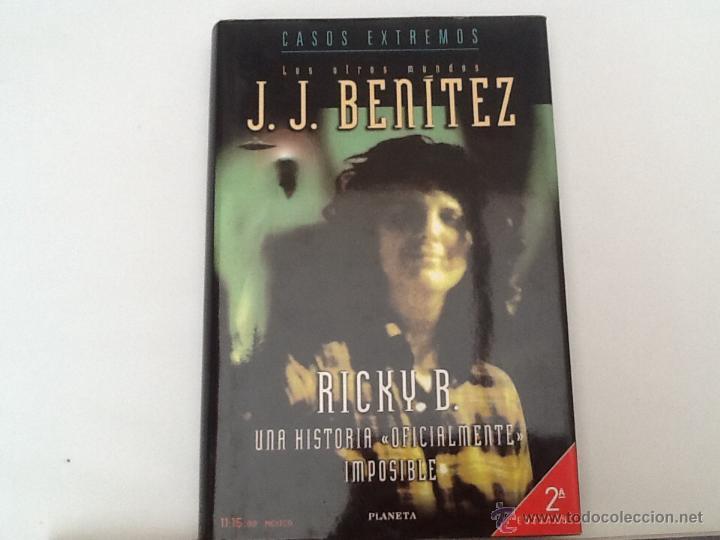 Libros de segunda mano: Lote de 3 libros de J.J.Benitez - Foto 3 - 51776613