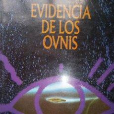 Libros de segunda mano: EVIDENCIA DE LOS OVNIS ALFREDO ESPAÑOL CRESPO 1989. Lote 52545069