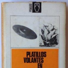 Libros de segunda mano: ANTONIO RIBERA. PLATILLOS VOLANTES EN IBEROAMERICA Y ESPAÑA. POMAIRE,1969.. Lote 52758325