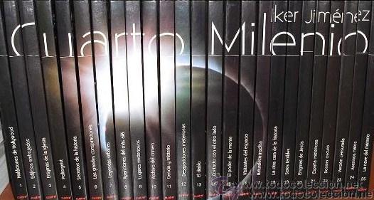 cuarto milenio - iker jimenez - libro no.16 de - Comprar Libros de ...