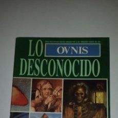 Libros de segunda mano: OVNIS - LO DESCONOCIDO (JIMENEZ DEL OSO). Lote 53391210