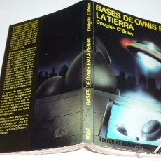 Libros de segunda mano - BASES DE OVNIS EN LA TIERRA. Douglas O´Brien. Ed. Alvarez Esbec. - 53413552