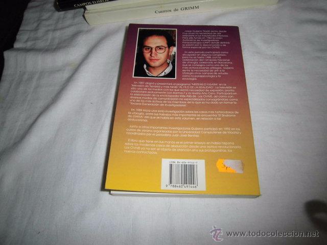 Libros de segunda mano: INFILTRADOS JOSEP GUIJARRO.SERES DE OTRAS DIMENSIONES ENTRE NOSOTROS.EDIT.SANGRILA 1994 - Foto 6 - 53569587