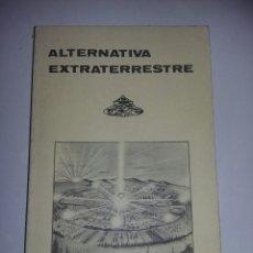 Libros de segunda mano: ALTERNATIVA EXTRATERRESTRE - ADONAI - ER. Lote 53839848