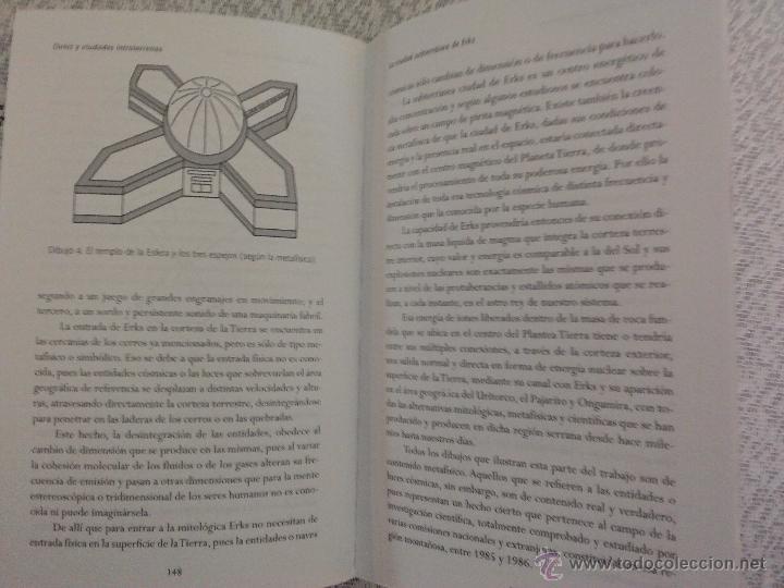 Libros de segunda mano: OVNI(S) Y CIUDADES INTRATERRENAS, por Fabio Zerpa - SIRIO - Argentina - 2011 - Foto 4 - 54085261