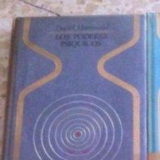 Libros de segunda mano: LOS PODERES PSIQUICOS. Lote 54277954