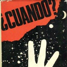 Libros de segunda mano - Cuando... Extraterrestres en la Tierra? De Franco Vidal (1968) - 54316837