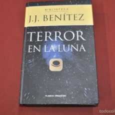 Libros de segunda mano - terror en la luna - j.j. benítez - planeta dagostini - 55318231