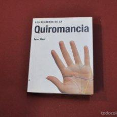 Libros de segunda mano - los secretos quiromancia - peter west - ES1 - 55319539