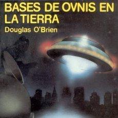 Libros de segunda mano: BASES DE OVNIS EN LA TIERRA. Lote 57449418