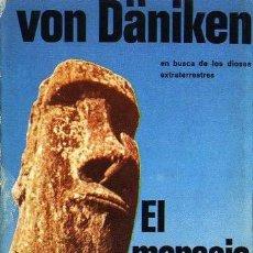 Libros de segunda mano: EL MENSAJE DE LOS DIOSES. Lote 57449493