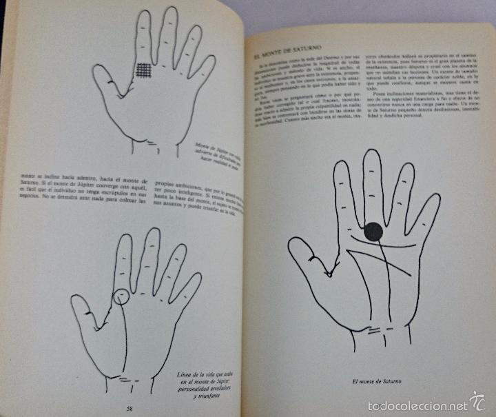 Libros de segunda mano: EL PODER DE LA QUIROMANCIA. COMO ANALIZAR EL PODER DE LAS MANOS. DR. LEONARD WOLF - Foto 2 - 57641816