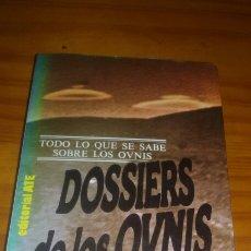 Libros de segunda mano: DOSSIERS DE LOS OVNIS AUTOR HENRY DURRANT EDITE ATE 1970. Lote 58570040