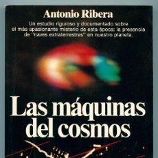 Libros de segunda mano - LAS MÁQUINAS DEL COSMOS - ANTONIO RIBERA - ED. PLANETA - 1983 - 64308435