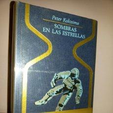 Libros de segunda mano: SOMBRAS EN LAS ESTRELLAS / PRIMERA EDICION 1976 / SIN SEÑALES USO. Lote 64415262