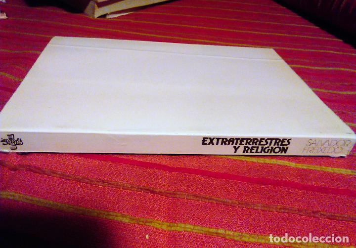Libros de segunda mano: OBRAS DE SALVADOR FREIXEDO EXTRATERRESTRES Y RELIGION DAIMON - Foto 4 - 64535299