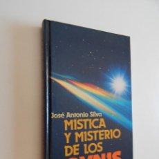 Libros de segunda mano - Mística y misterio de los OVNIS - José Antonio Silva - 65708266