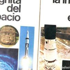Libros de segunda mano: CÍCLOPE LA INCÓGNITA DEL ESPACIO - DOS TOMOS (1969) GRAN FORMATO. Lote 67600297
