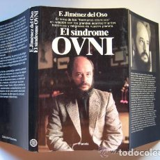 Libros de segunda mano - El síndrome OVNI, por Fernando Jiménez del Oso. Hermanos cósmicos y acontecimientos históricos. - 71664738