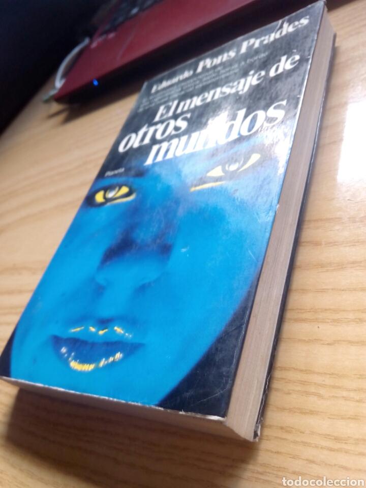 Libros de segunda mano: El mensaje de otros mundos - Foto 7 - 71643993