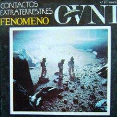 Libros de segunda mano: REVISTA CONTACTOS EXTRATERRESTRES: FENOMENO OVNI, NÚM. 3, 4 I 10. Lote 74716923