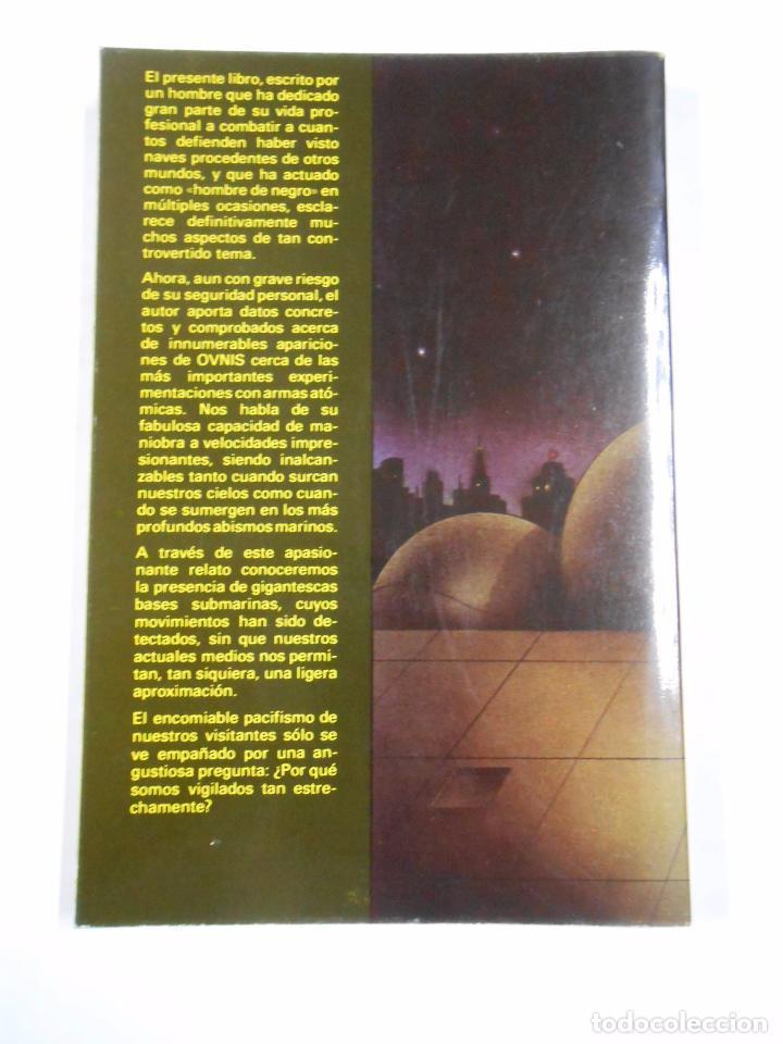 Libros de segunda mano: BASES DE OVNIS EN LA TIERRA. DOUGLAS O'BRIEN. TDK36 - Foto 2 - 76899831