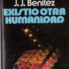 Libros de segunda mano: J. J. BENÍTEZ : EXISTIÓ OTRA HUMANIDAD (LAS PIEDRAS DE ICA) 1979. Lote 80005450